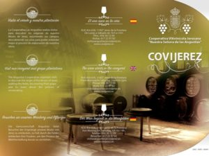 "Folleto ""COVIJEREZ"""