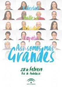 Campaña Dia de Andalucía