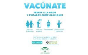 SPOT Campaña de Vacunación de la Gripe 2018